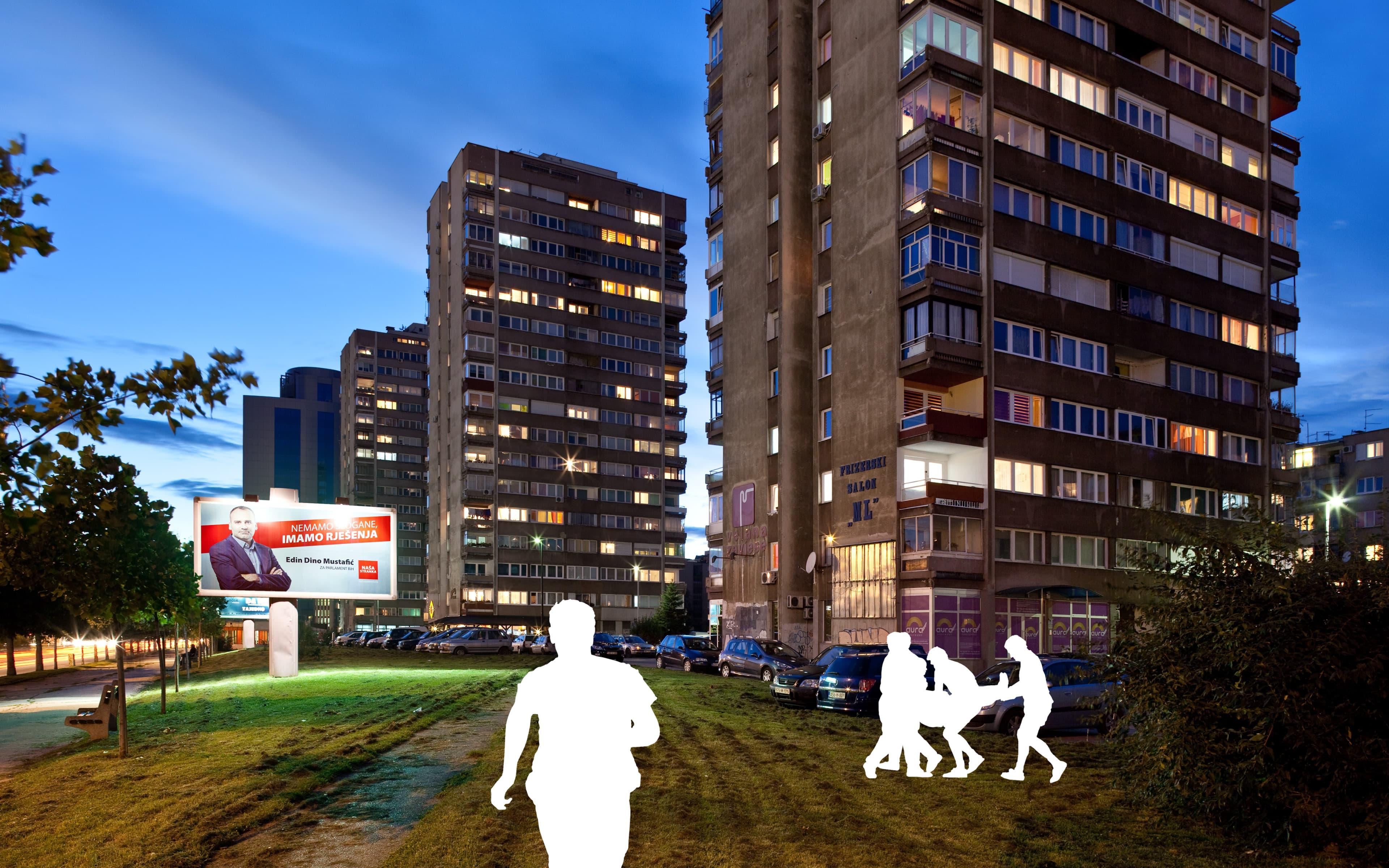 Mese Selimovica Boulevard #3