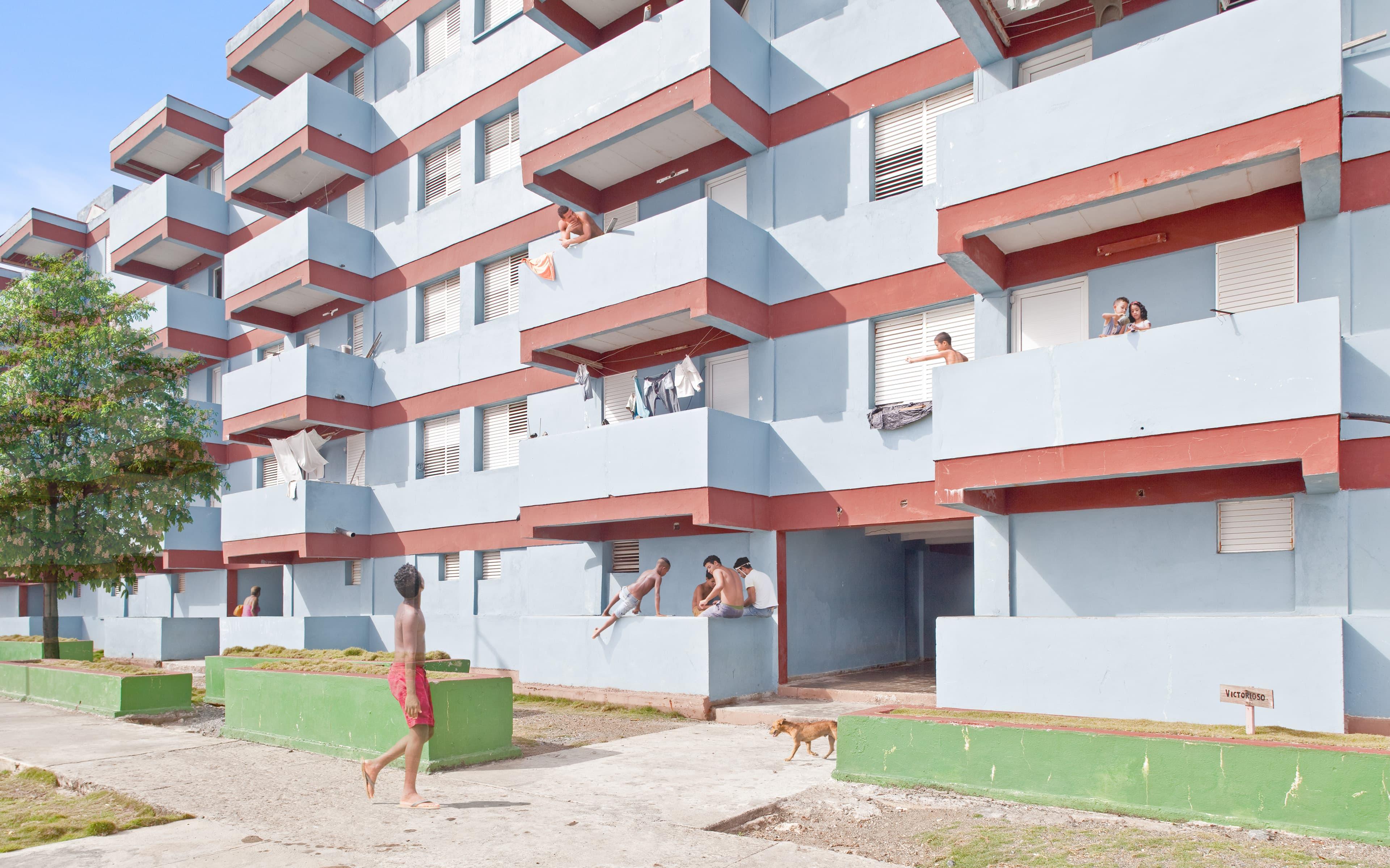 Malecon #1, Baracoa, Cuba, 2012